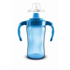 Itató pohár - kék füllel 260 ml