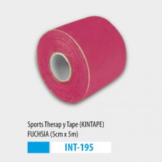 Kineziológiai tapasz 5cmX5m - pink